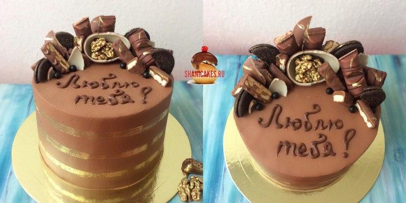 Брутальный мужской торт от Shanicakes Самара фото