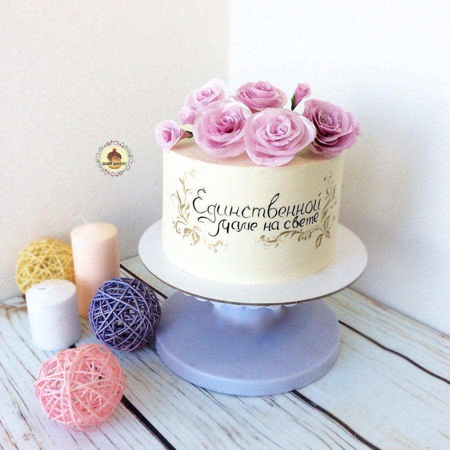 торт для мамы в подарок
