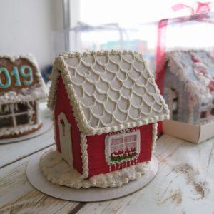 пряничный домик с фото