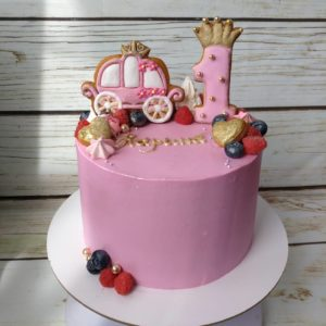 тортик для принцессы